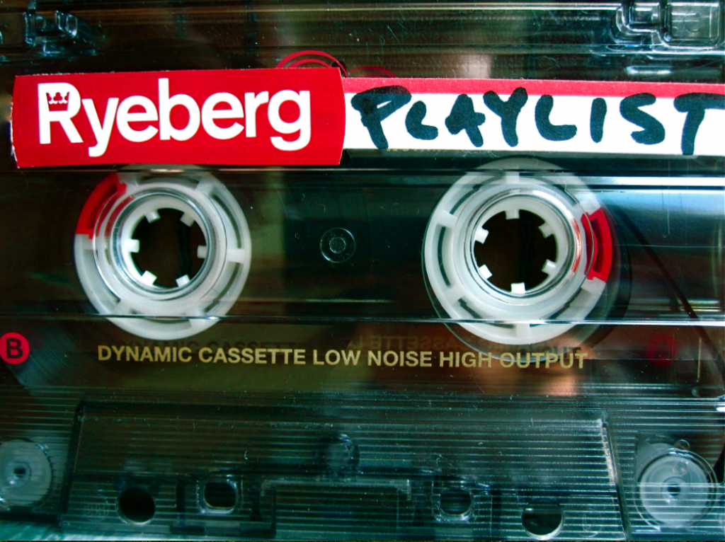 Ryeberg Playlists
