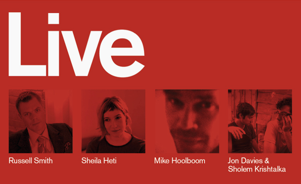 Ryeberg Live Toronto 2010