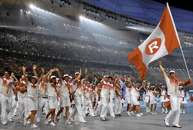 Ryeberg Playlist: The Greatest Olympic Moments