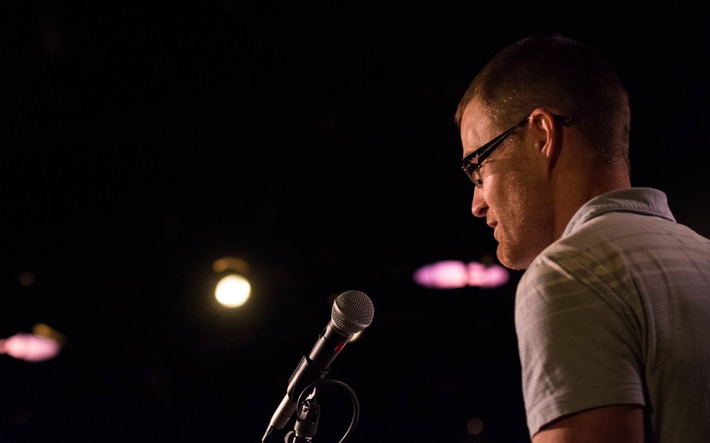 Craig Davidson - Ryeberg Live Banff 2013