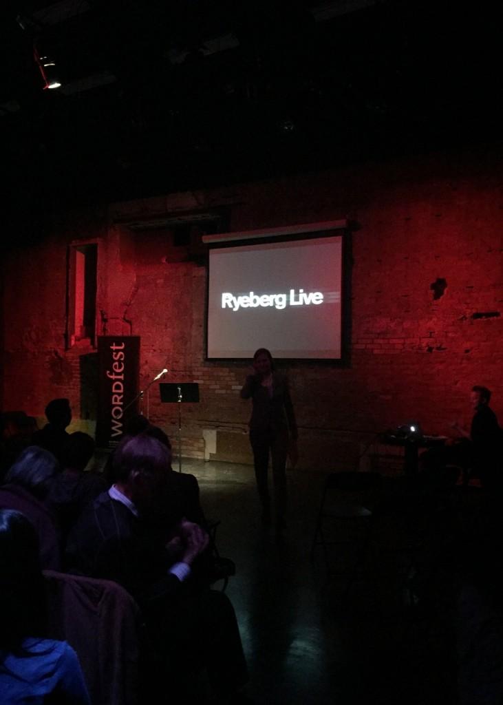 Ryeberg Live Calgary 2014 Audience