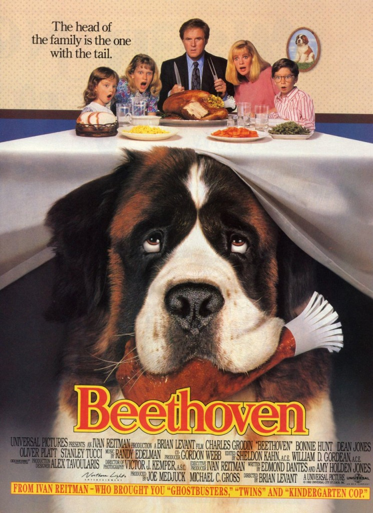 Beethoven Movie Poster