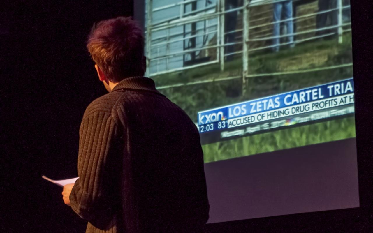 Lee Henderson Ryeberg Live Vancouver 2014