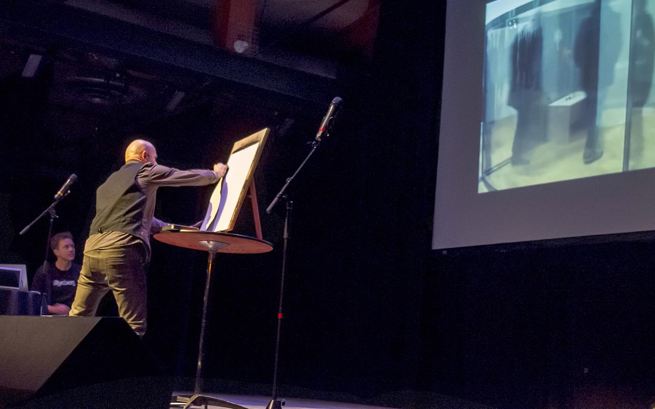 Vjeko Sager Vancouver Ryeberg Live 2014