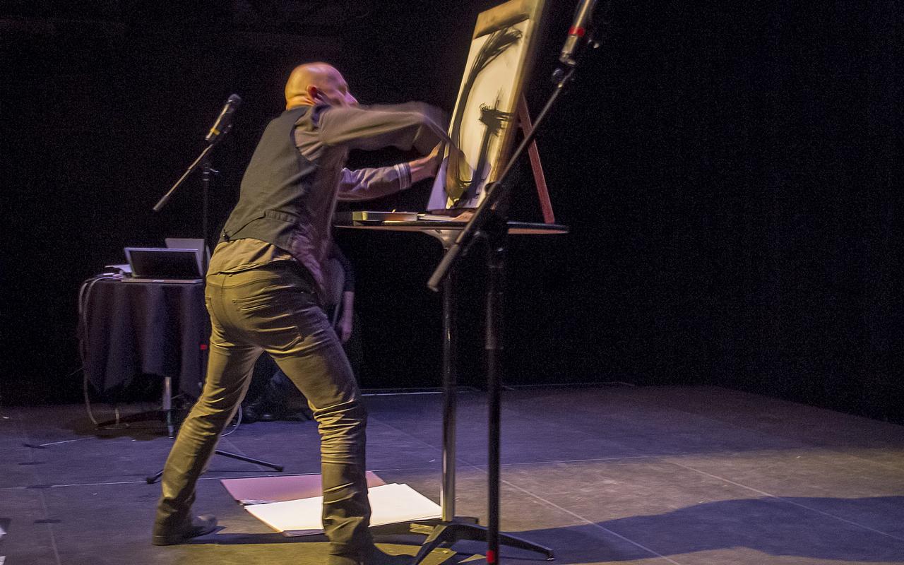 Vjeko Sager in Action - Ryeberg Live