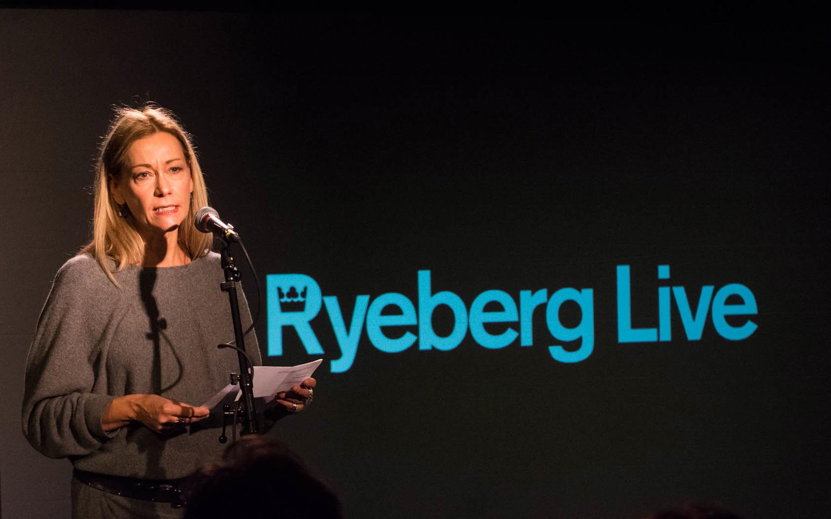 Carolyn Warren - Ryeberg Live Banff 2013