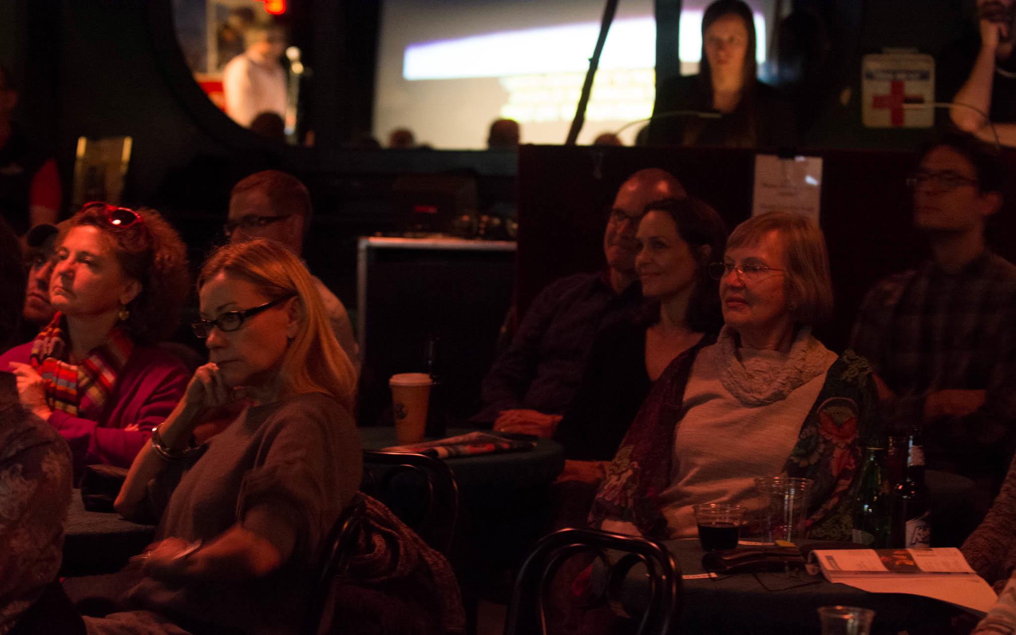 Crowd 6 - Ryeberg Live Banff 2013