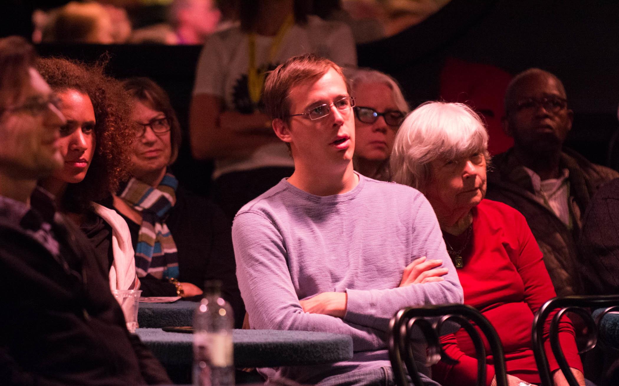 Crowd - Ryeberg Live Banff 2013