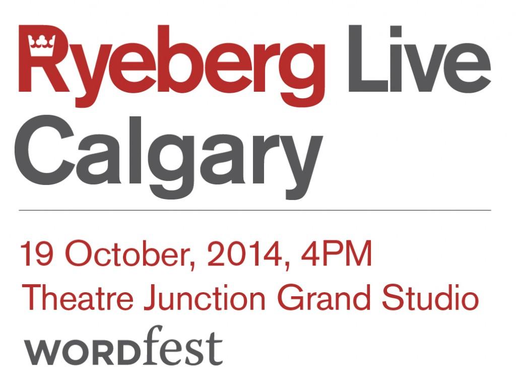 Ryeberg Live Calgary 2014